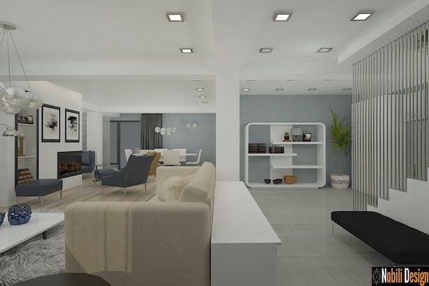 Servicii design interior - Design interior casa Galati - Nobili Interior Design