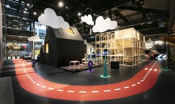 Kids' City opens at the Danish Architecture Center