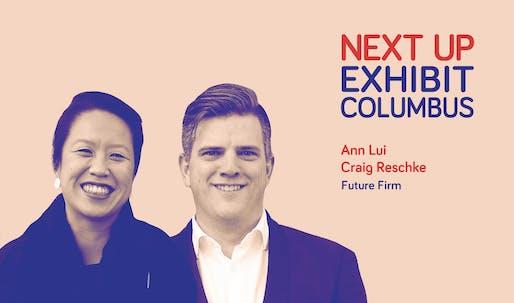 Future Firm. Left: Ann Lui, Right: Craig Reschke