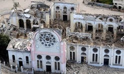 University of Miami School of Architecture hosts competition to rebuild Haitian cathedral