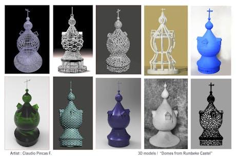 3D Printings & 3D Renders + Drawings