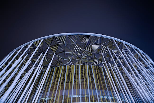 Wuxi Taihu Show Theatre. Image © Kris Provoost