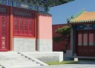 W Studio: Cultural Center of Longfu Building