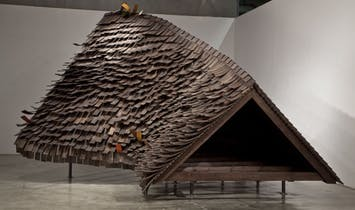 "From the School Blogs: Jason Payne / Hirsuta, ""Rawhide: The New Shingle Style"" at SCI-Arc"