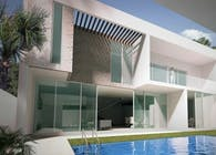 Rendering New Villa French Riviera 2012
