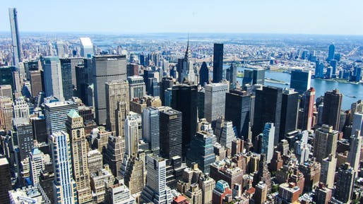 Foreign investors are cooling to the American real estate market. Image courtesy of Wikimedia user vIvan2010.