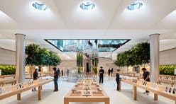 Inside Foster + Partners newly remodeled Fifth Avenue Apple Store
