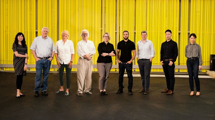 Glavovic Studio team photo. Image courtesy of Glavovic Studio