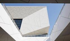 Henning Larsen completes crystalline Opera in Hangzhou, China