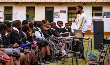 South African CEO partners with NOMA and AIAS to offer architecture students a masterclass in community-led design