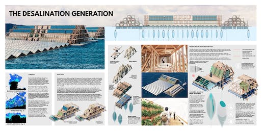Bronze Prize Laureate: The Desalination Generation. Author: Joseph Shenton | UK.