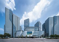 Aedas-designed urban complex Hong Leong City Center opens
