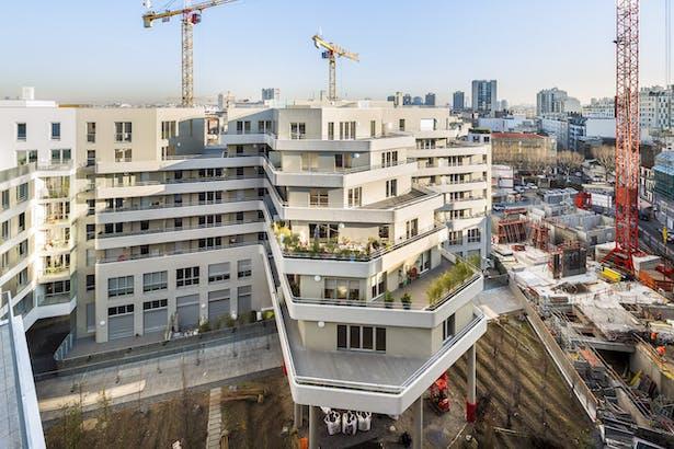 AZC - Ilot Y Housing ©Sergio Grazia