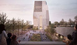 Dignified Obama Presidential Center design receives subtle updates