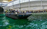 The University of Maine sets three world records by 3D printing a 25-foot-long boat