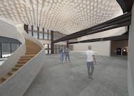 Lava Art Center