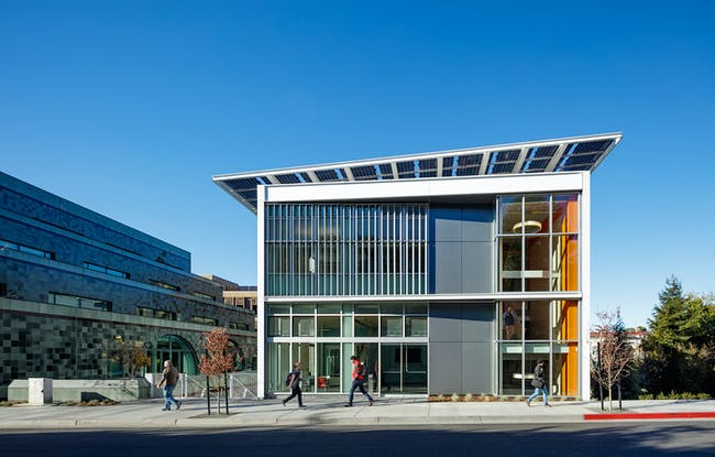Jacobs Institute for Design Innovation (photo: Tim Griffith)