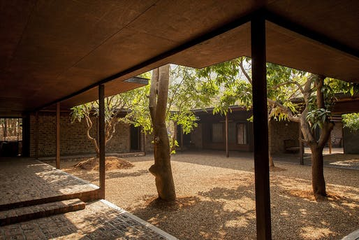 Carrimjee House, Maharashtra, India. Image: Studio Mumbai