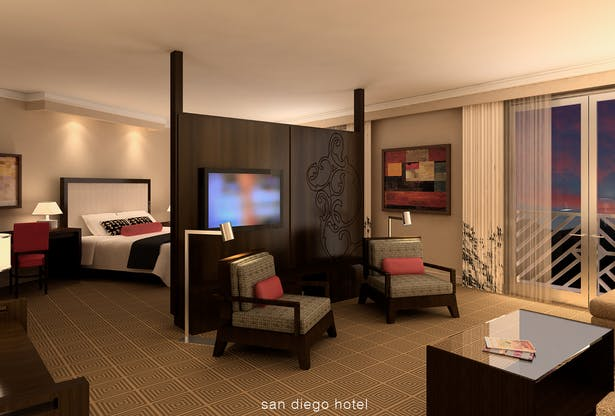 San Diego Hotel - Friedmutter Group