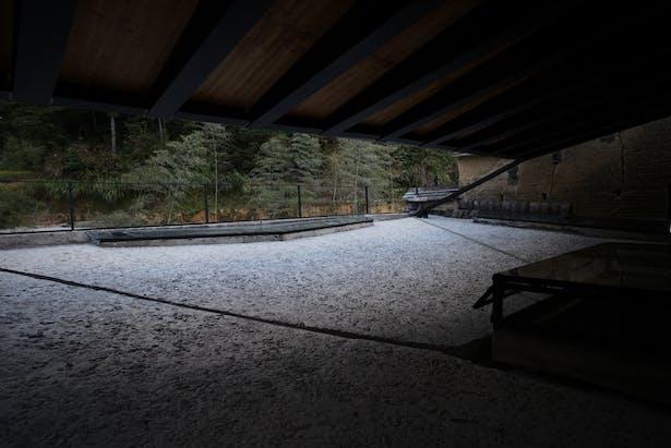 Roof mezzanine platform ©CHEN Hao