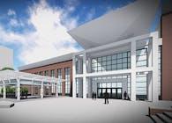 Boyd Plaza Renovation