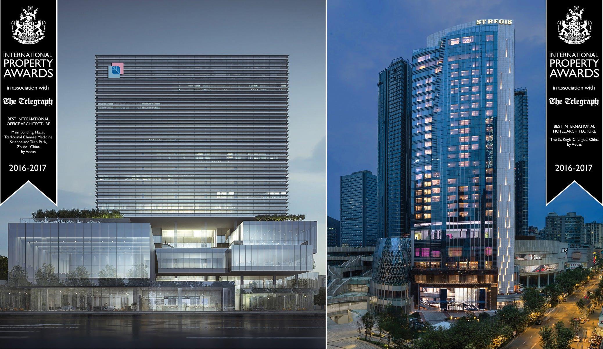Aedas designs best international architecture aedas for International architecture firms