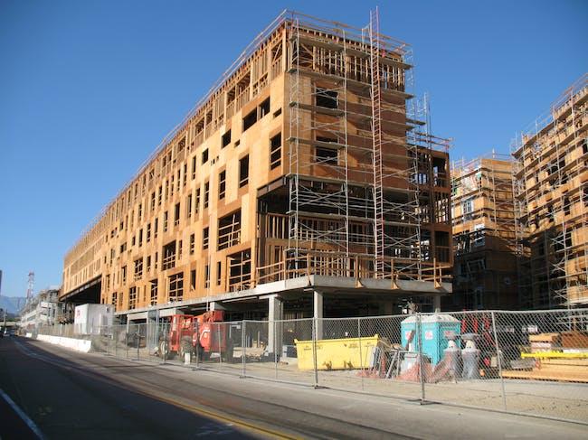 One Santa Fe, Los Angeles, CA. Photo: Michael Maltzan Architecture, Inc.
