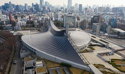 Tokyo's 1964 Olympics architecture remembered