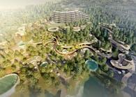 Chongqing Yu lake hotel