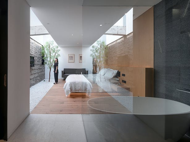 90s Guest room, photo: Wu Qingshan