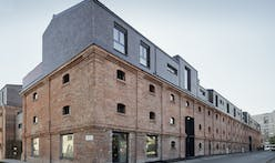T2a Architects transform 19th-century mill into nostalgic housing block