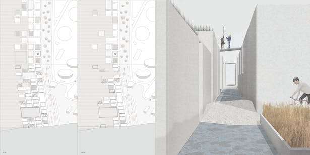 Search for the Walkable | Tide Garden