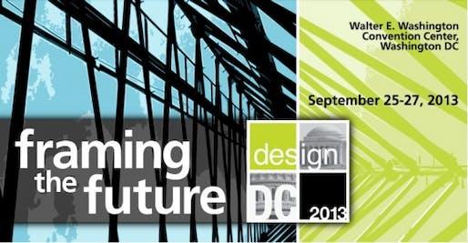 DesignDC, the annual design conference in Washington DC. Image courtesy of AIA|DC