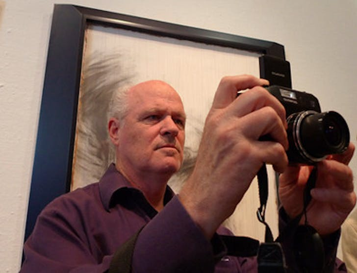 Coy Howard, photo by the author