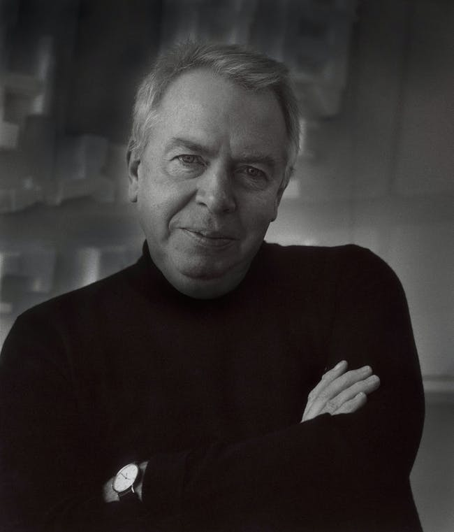 David Chipperfield to receive 2015 Sikkens Prize in Amsterdam this month. Photo © Ingrid von Kruse