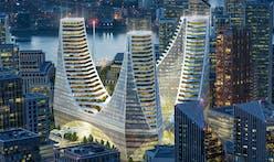 £1 billion scheme for London's Greenwich Peninsula designed by Calatrava unveiled