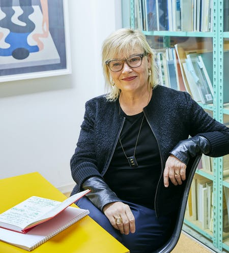 Barbara Bestor, founder of Bestor Architecture, tells us what she looks for in new hires. Image courtesy of Yoshihiro Makino.