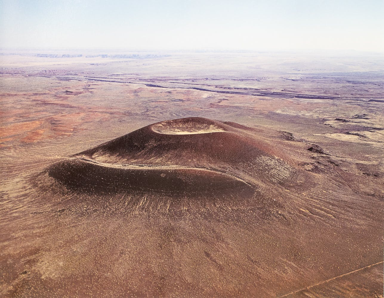 James Turrell to finally open his latest art installation at Roden Crater in the Arizona Desert