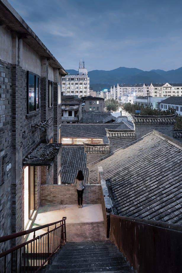 Overview, photo: Wu Qingshan