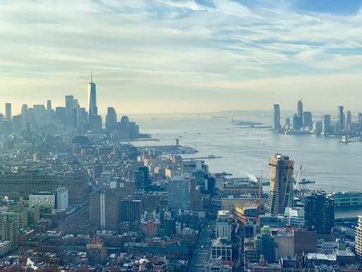 A view of Manhattan in December 2018. Photo: Dion Hinchcliffe/Flickr.