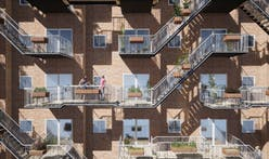 "​These modular ""Social Balconies"" create semi-public gathering spaces on any building facade"