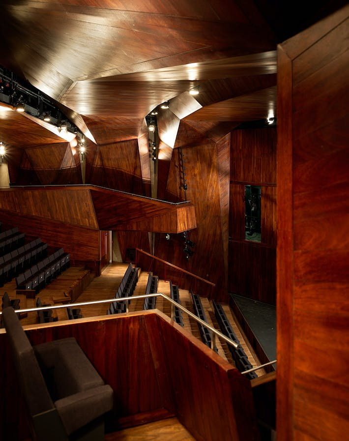 Lyric lyric theatre nyc : 2012 RIBA Stirling Prize Shortlist