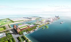 James Corner Field Operations' Winning Design for Navy Pier Redesign