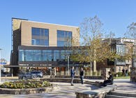 HGA-designed Brambleton Library, Providing Loudoun County, VA with a World-class Experience