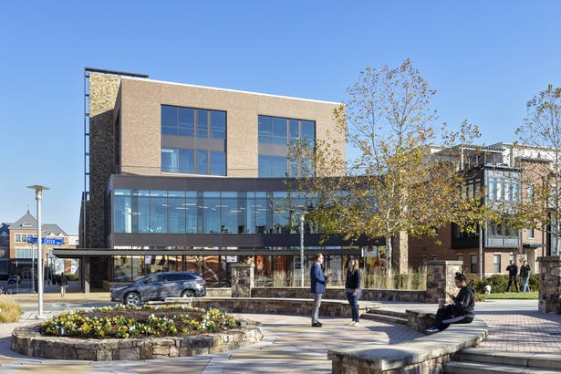 Brambleton Library - exterior 1