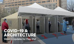 Update for May 21st: Archinect's COVID-19 Guide for Architects & Designers