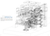 vertical maze