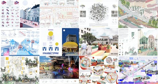"""TerraViva Competition """"Tactical Urbanism NOW!"""" 2020 Winners"""
