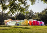 SelgasCano's Serpentine Pavilion