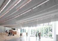 The University of Hong Kong Li Ka Shing Faculty of Medicine Main Lobby